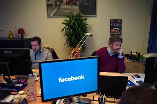 In ce conditii lucreaza angajatii Facebook? - Poza 29