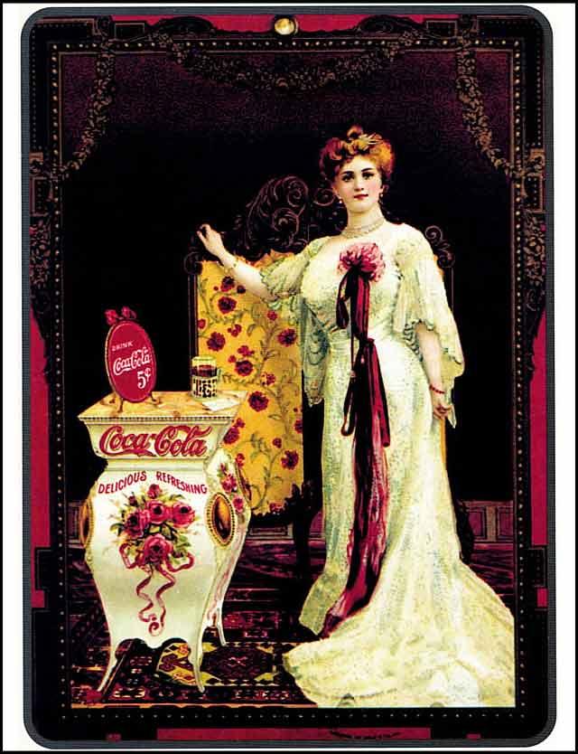Istoria Coca-Cola, in reclame - Poza 1