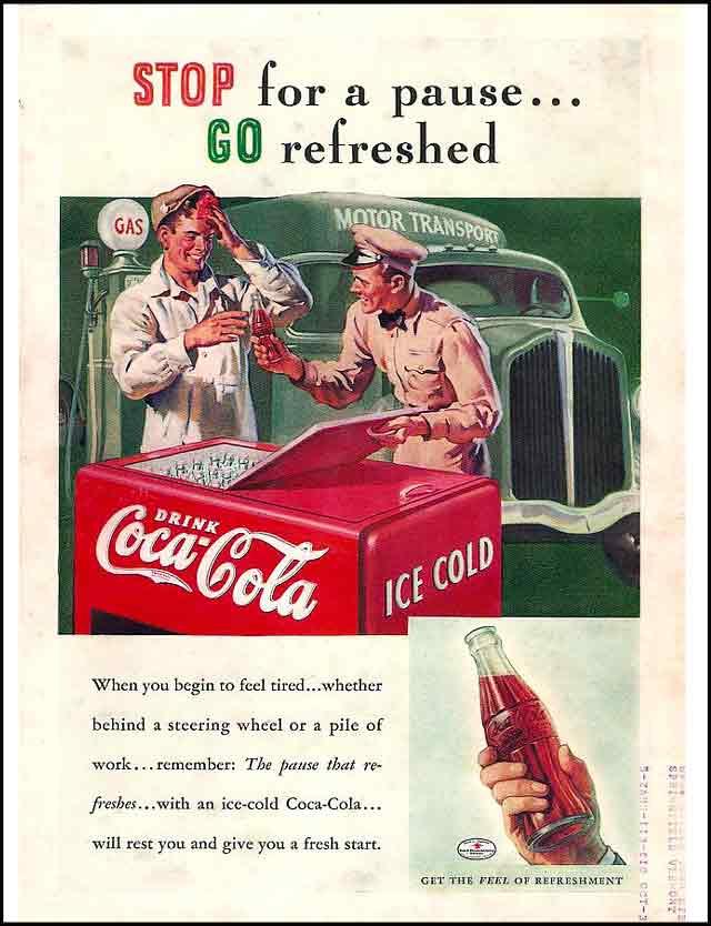 Istoria Coca-Cola, in reclame - Poza 12