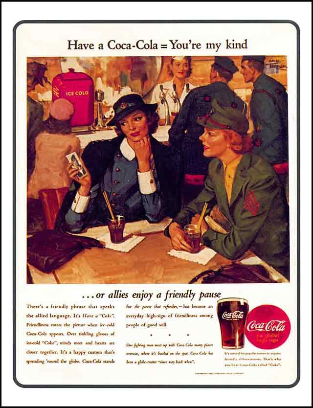 Istoria Coca-Cola, in reclame - Poza 14
