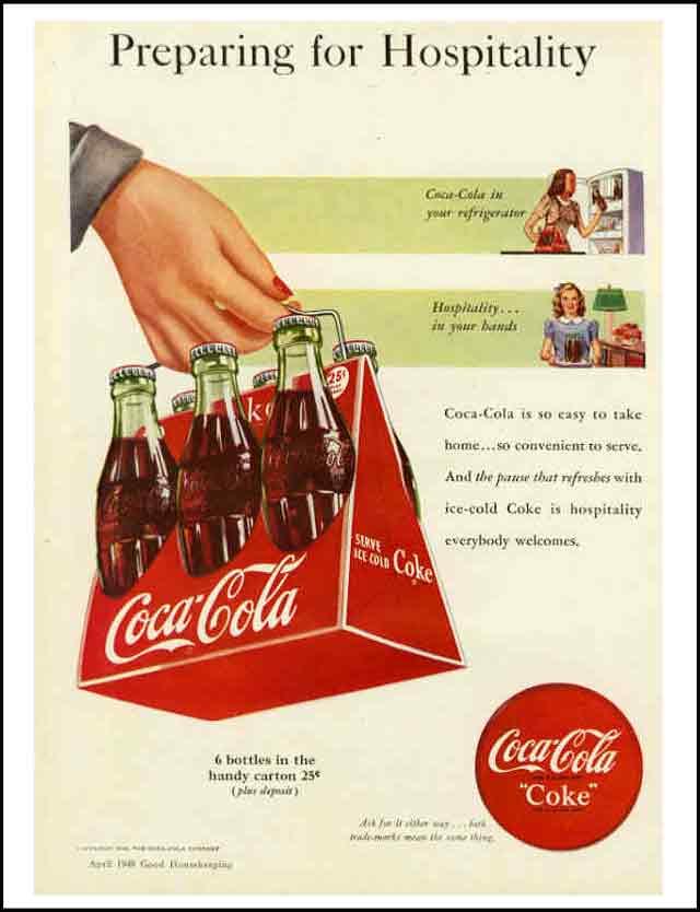 Istoria Coca-Cola, in reclame - Poza 16