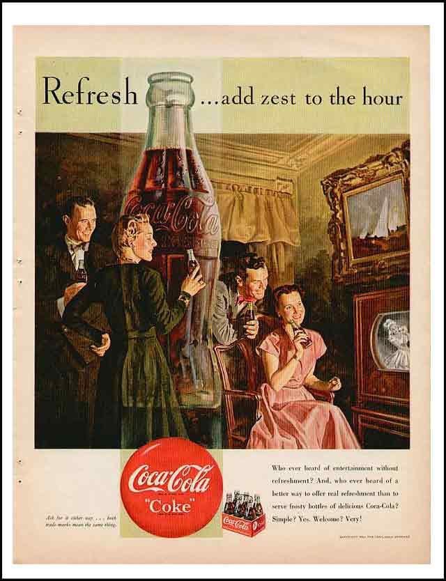 Istoria Coca-Cola, in reclame - Poza 18