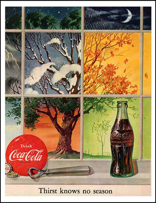 Istoria Coca-Cola, in reclame - Poza 19