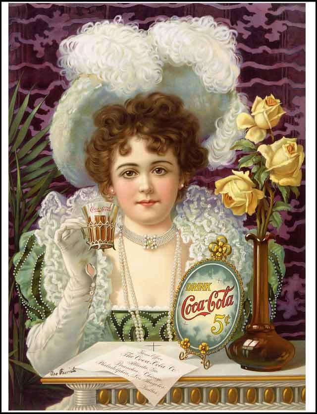 Istoria Coca-Cola, in reclame - Poza 2
