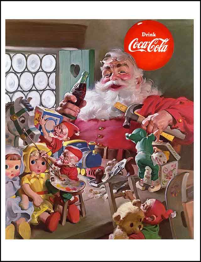 Istoria Coca-Cola, in reclame - Poza 20