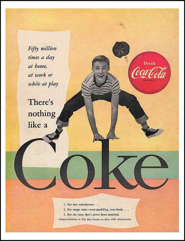 Istoria Coca-Cola, in reclame - Poza 22