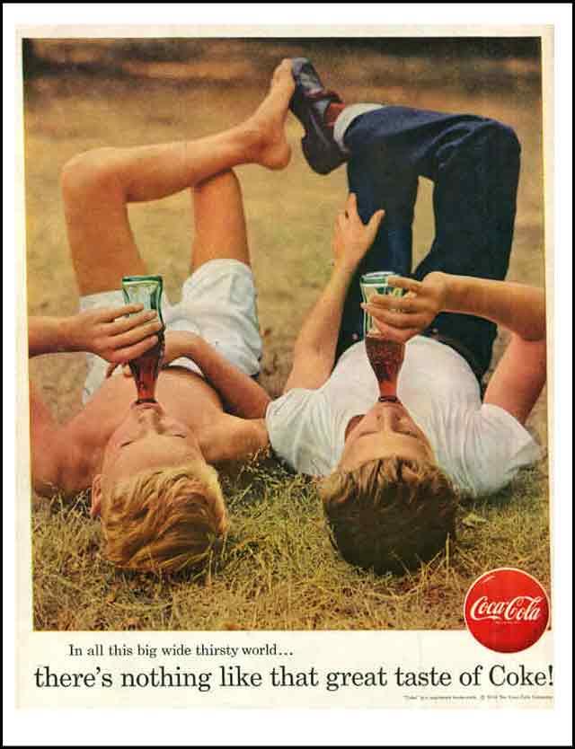 Istoria Coca-Cola, in reclame - Poza 23