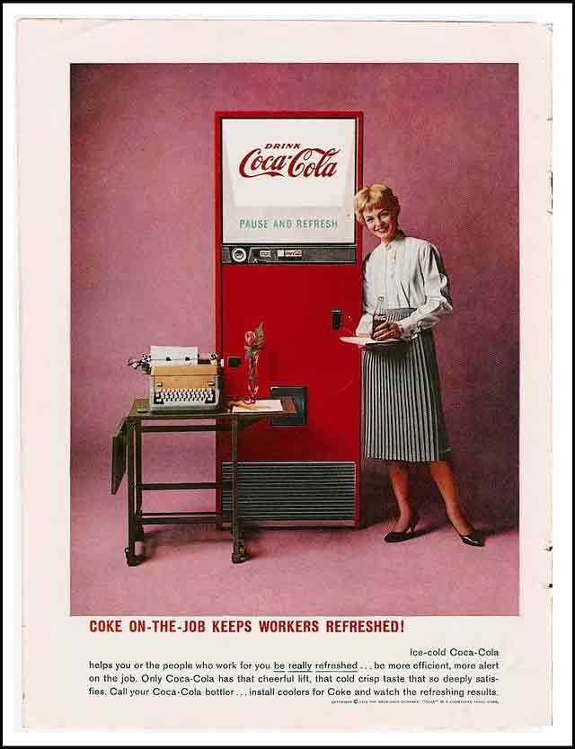 Istoria Coca-Cola, in reclame - Poza 24