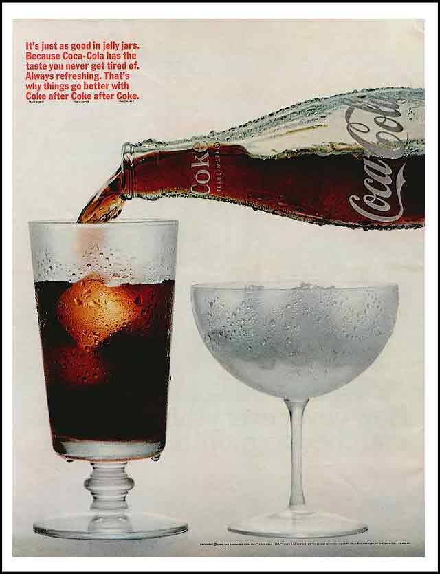 Istoria Coca-Cola, in reclame - Poza 27