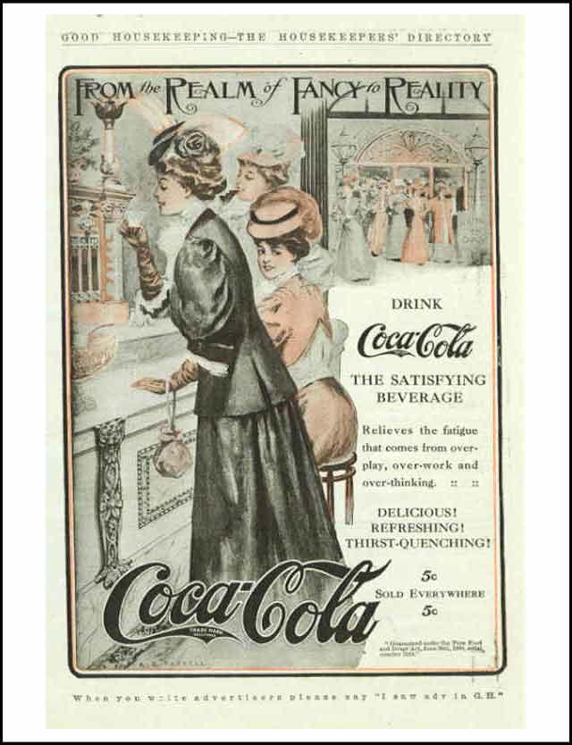 Istoria Coca-Cola, in reclame - Poza 3
