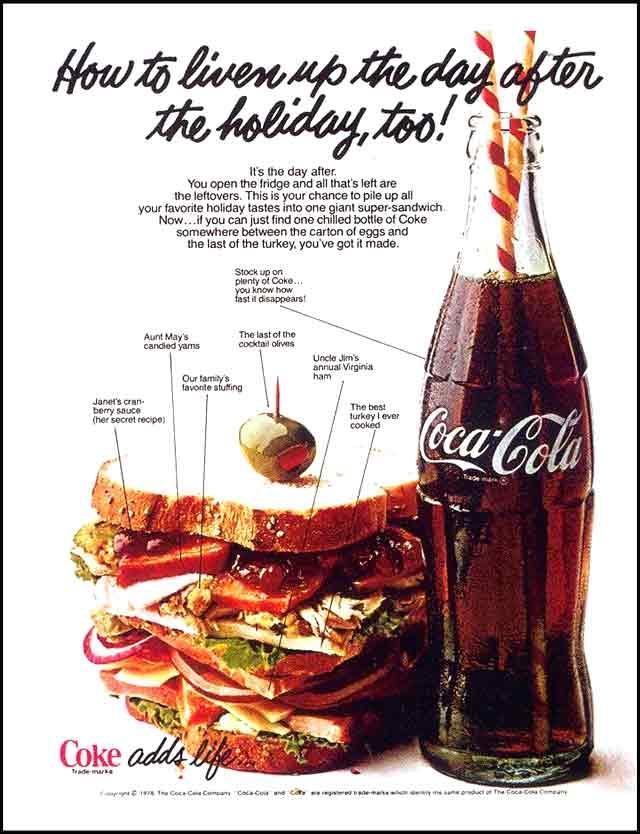 Istoria Coca-Cola, in reclame - Poza 30