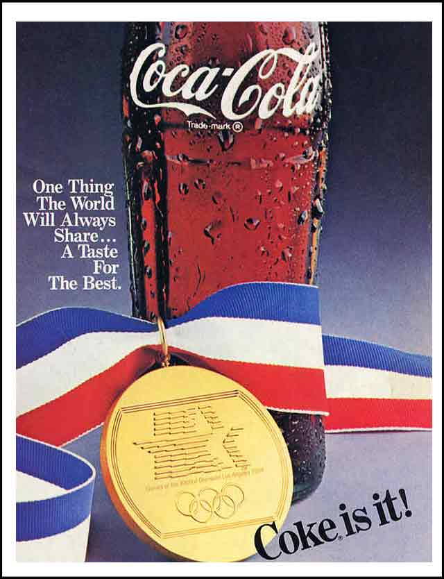 Istoria Coca-Cola, in reclame - Poza 32