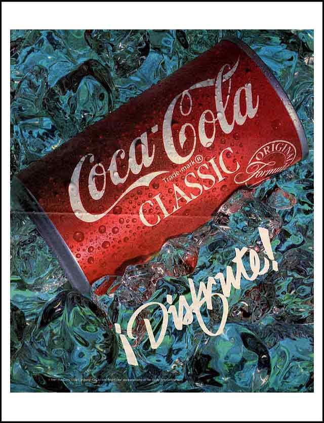Istoria Coca-Cola, in reclame - Poza 34