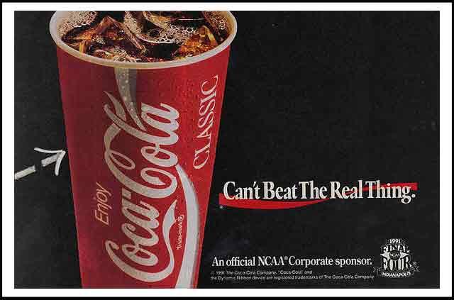 Istoria Coca-Cola, in reclame - Poza 35