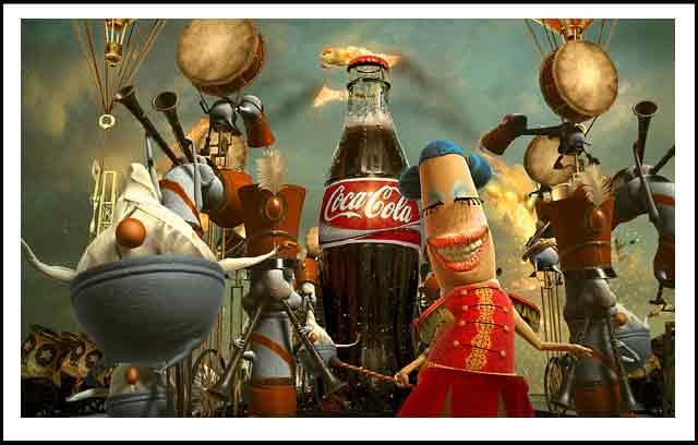 Istoria Coca-Cola, in reclame - Poza 42