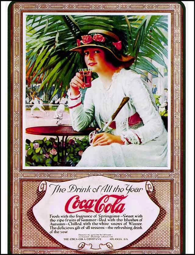 Istoria Coca-Cola, in reclame - Poza 5