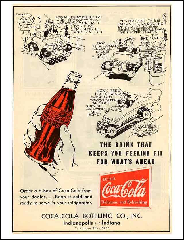 Istoria Coca-Cola, in reclame - Poza 7