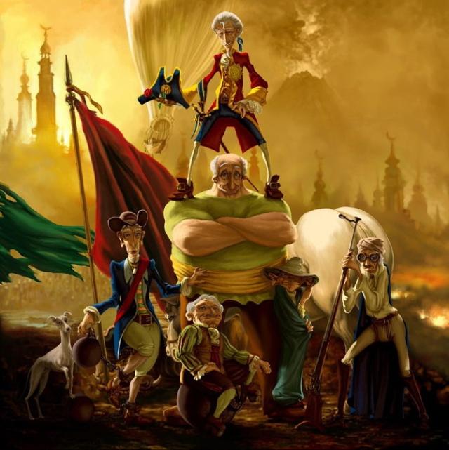 Creatiile lui Kornel Ravadits - Poza 11