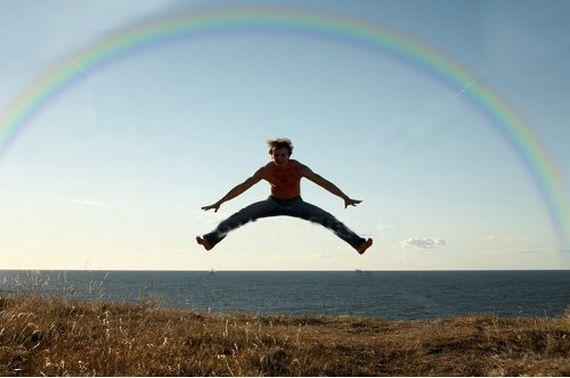 Un moment de levitatie - Poza 4