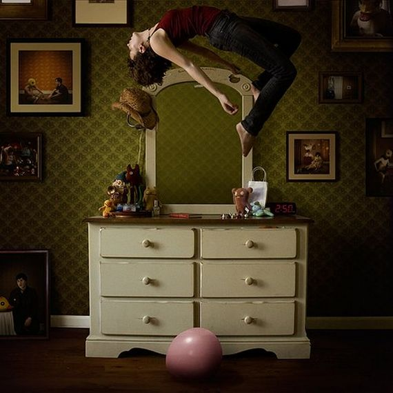 Un moment de levitatie - Poza 6