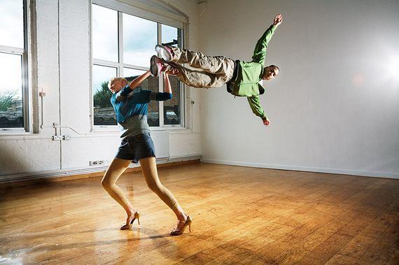 Un moment de levitatie - Poza 7