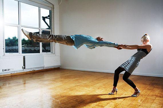 Un moment de levitatie - Poza 8
