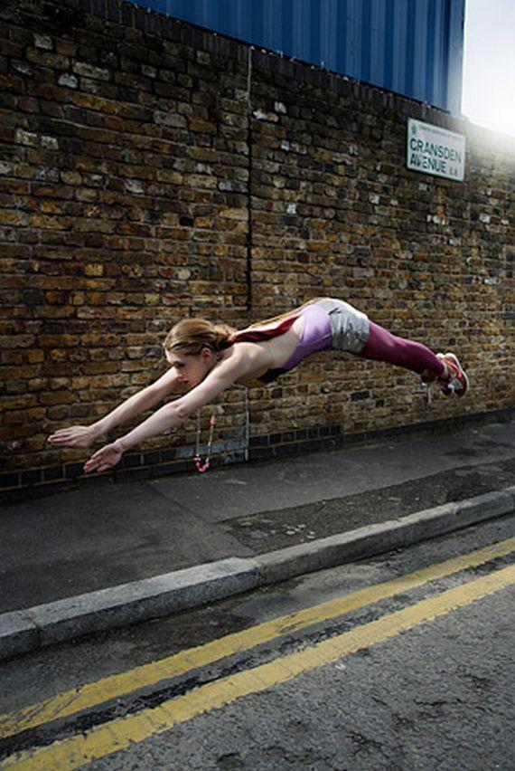 Un moment de levitatie - Poza 10