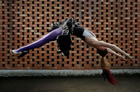 Un moment de levitatie - Poza 29
