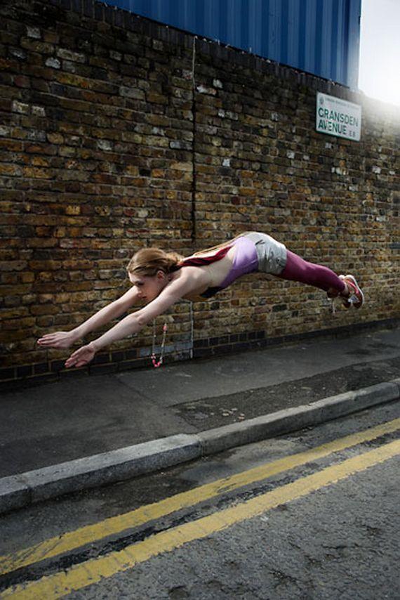 Un moment de levitatie - Poza 30