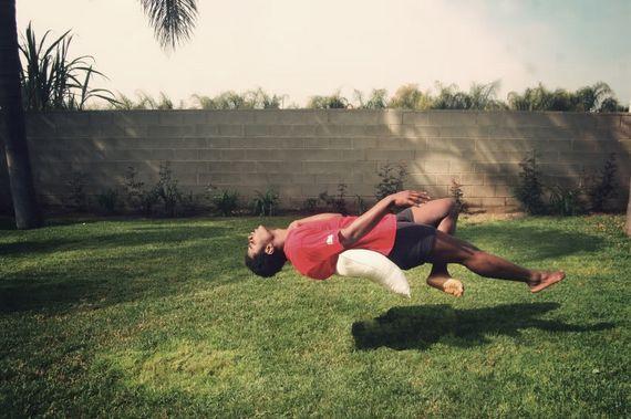 Un moment de levitatie - Poza 31