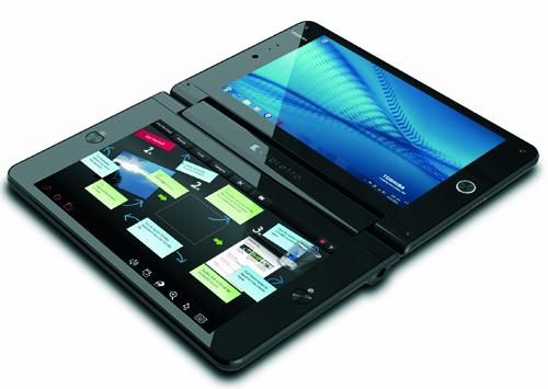 Toshiba Libretto W100 - Poza 4
