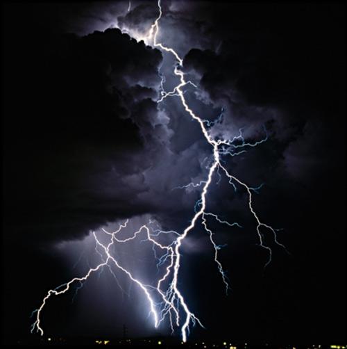39 de fotografii uimitoare ale fulgerelor - Poza 2