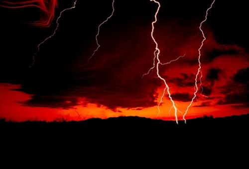 39 de fotografii uimitoare ale fulgerelor - Poza 11