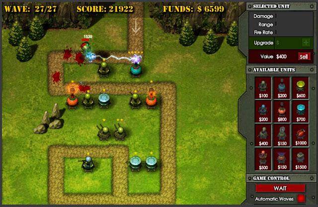 Play: Frontline Defense - Poza 1