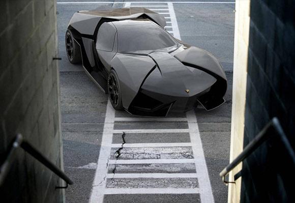 Lamborghini Ankonian - Poza 1