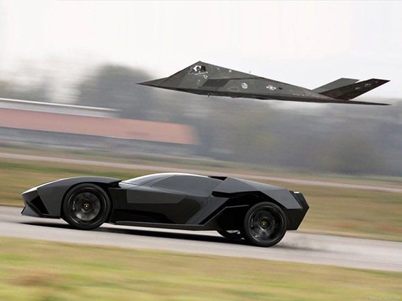 Lamborghini Ankonian - Poza 2