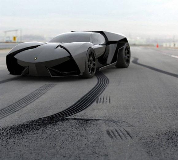 Lamborghini Ankonian - Poza 3