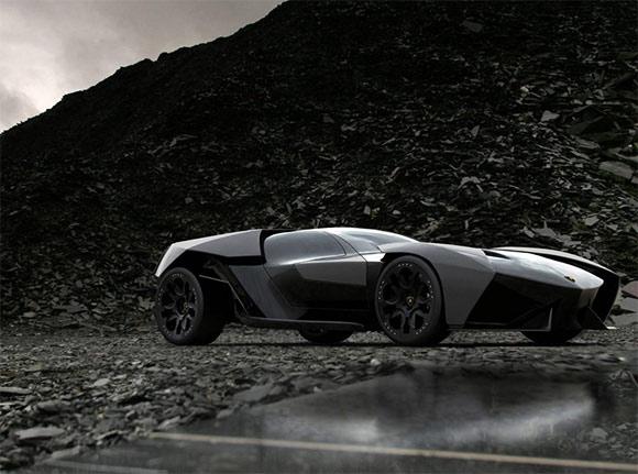 Lamborghini Ankonian - Poza 4
