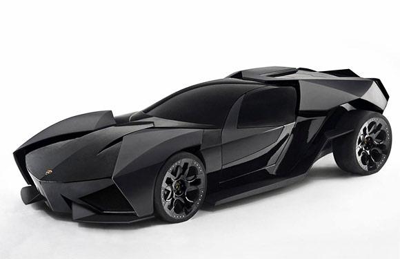 Lamborghini Ankonian - Poza 5