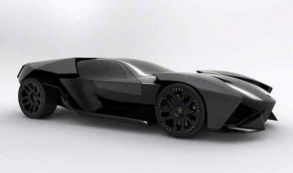 Lamborghini Ankonian - Poza 6