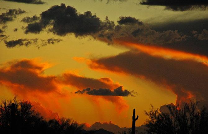 33 de poze extraordinare cu nori - Poza 20