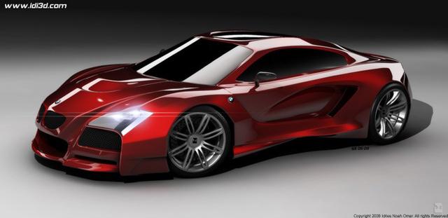 BMW M Concept - Poza 1