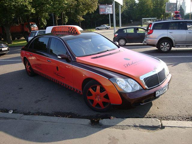 Taxiuri neobisnuite - Poza 1