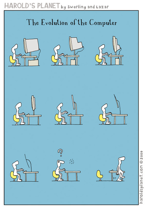 Evolutia computerului - Poza 1