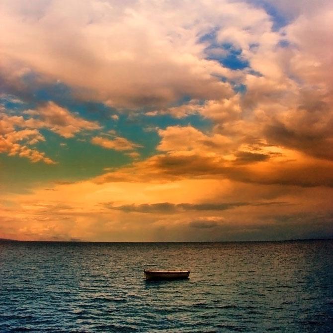 33 de poze extraordinare cu nori - Poza 21