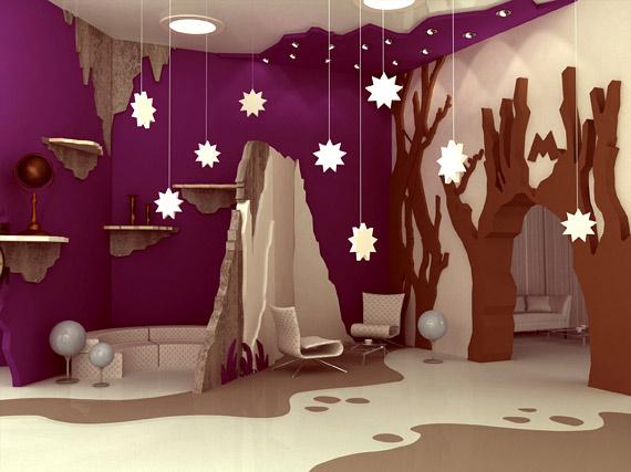 Ti-ai decora o camera asa? - Poza 6