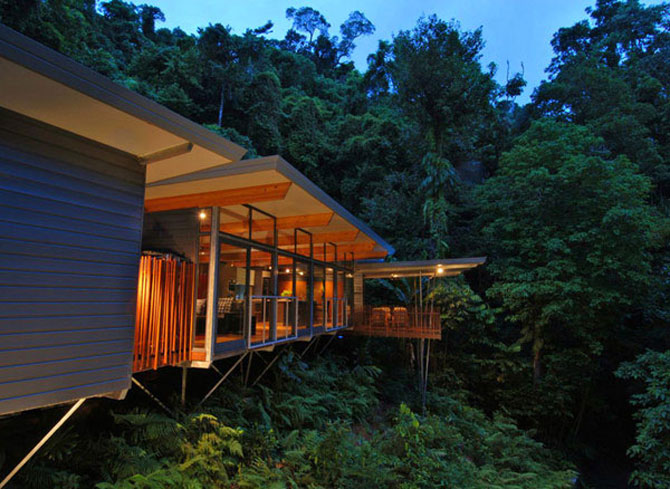 Casa in copac, de mmp Architects - Poza 1
