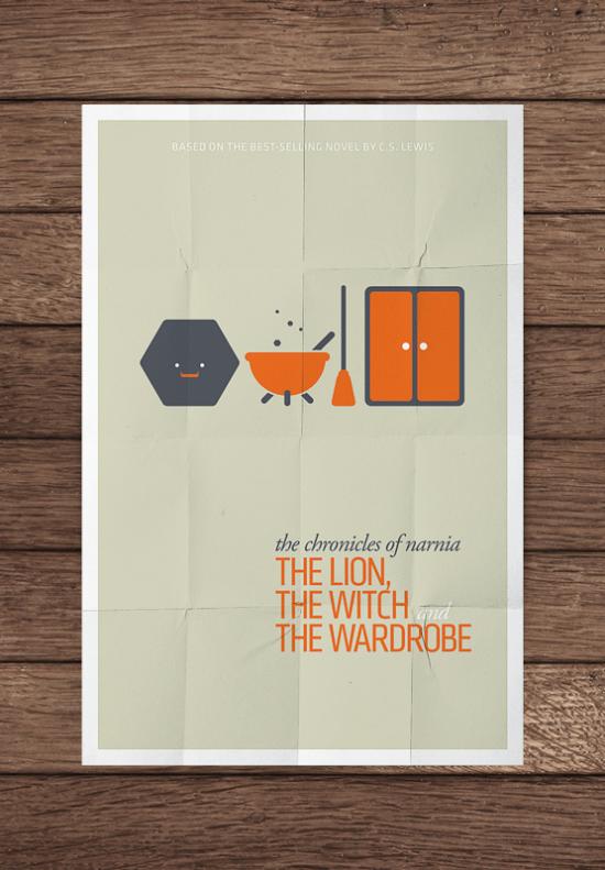 Postere de filme in stilul lui Pedro Vidotto