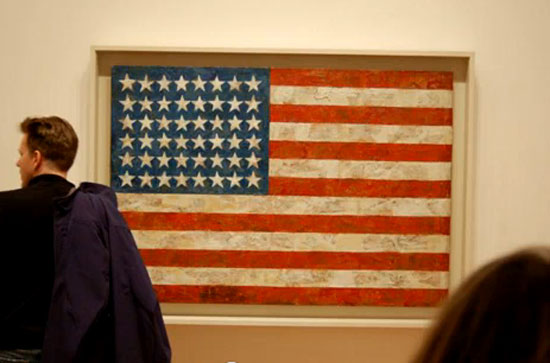 Galeria Moma din New York - expozitie in 2 minute