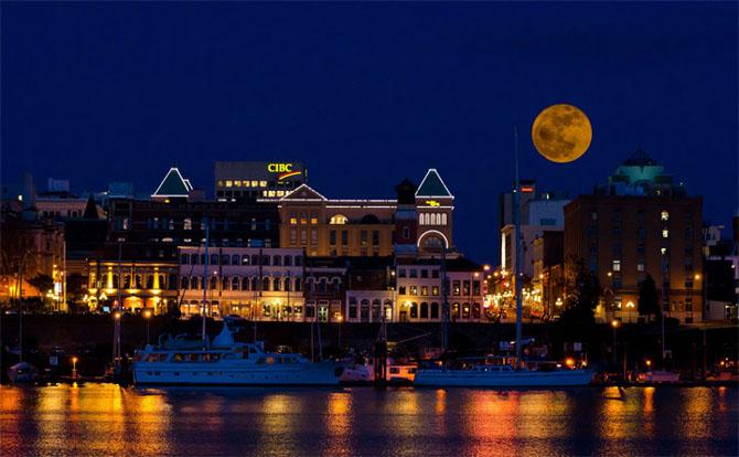 26 de fotografii superbe cu Luna - Poza 1